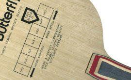 Cách đọc các ký hiệu trên cốt vợt bóng bàn